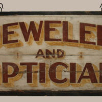 Jeweler and Optician