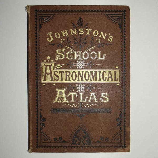 Johnston's School Astronomical Atlas