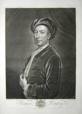 Thomas Hopkins, Esqr.