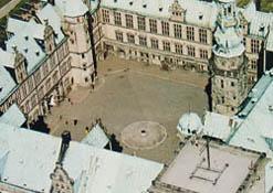 Kronborg Castle, Denmark, detail