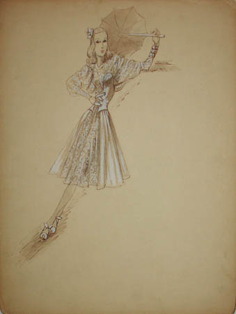 Costume Design Dance Costume