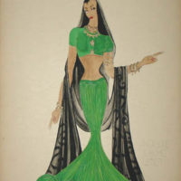 Costume Design, Lakmé