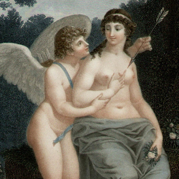 L'Innocence en Danger, detail