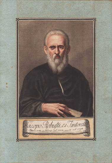 Jacopo Robusti d'o il Tintoretto, Number 28