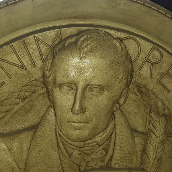 Bela Janowsky, James Fenimore Cooper - Last of the Mohicans , detail