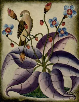 Adam Leontus Haitian Painting