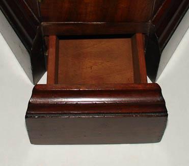 Box, Victorian Mahogany Letterbox