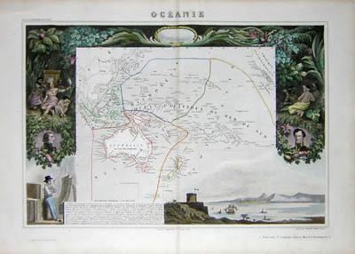 Océanie [Oceania]