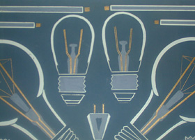 Light Bulb Motif Design