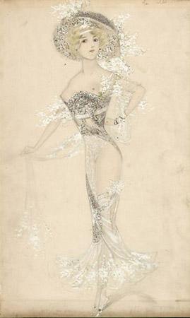 Lilas Blanc 1909 [White Lilac]