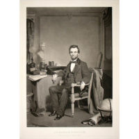 Abraham Lincoln, President of the United States, after Boyle