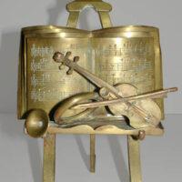 Music Stand Letter Holder