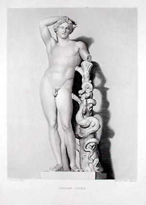Apollon Lycien [Lycian Apollo]