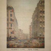 Maiden Lane, New York