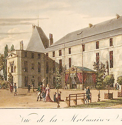 Vue de la Malmaison
