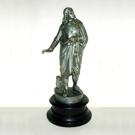 Portrait Figurine of John Milton