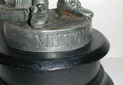 Portrait Figurine, John Milton