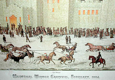 Montreal Winter Carnival