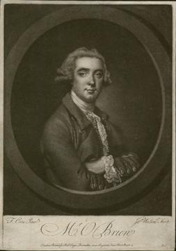 Portrait of Actor William O'Brien
