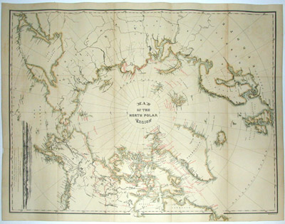 Maps, North Polar Region