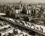 New York City Central Railroad Yard