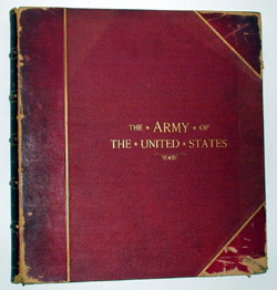 The Army of the United States Colorplate Book