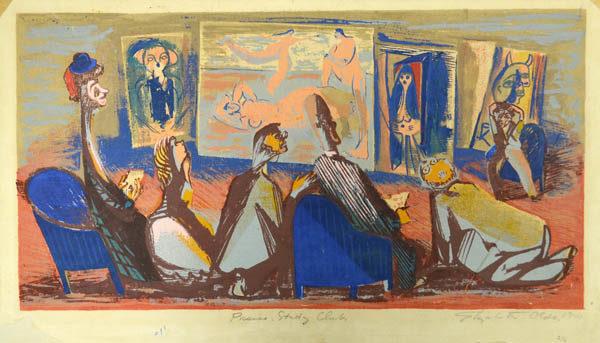 Picasso Study Club
