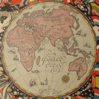 World & Continents Maps