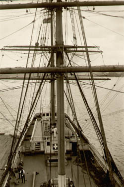 The Benjamin F. Packard Ship