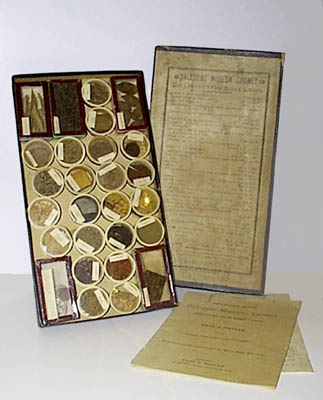 Biblical Collector's Cabinet