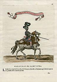 Mareschal de Camp Persan (Plate 33)