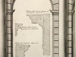 Palazzo Barberino Architectural Elements