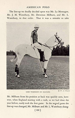 American Polo