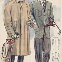 Fashion Designs, Men's, Pánská Moda