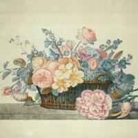 Flowers in a Basket