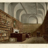 The King's Library - Buckingham House