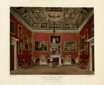 Second Drawing Room - Buckingham House