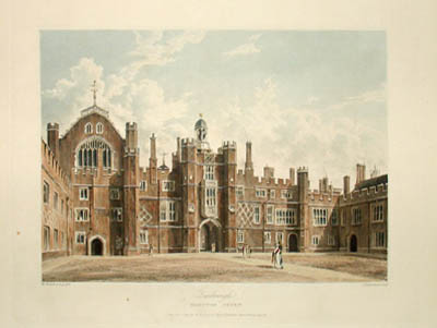 Quadrangle - Hampton Court