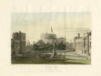The Upper Ward - Windsor Castle
