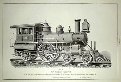 Recent Locomotives