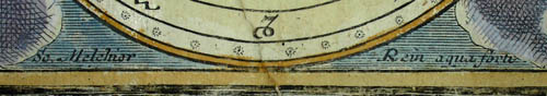 Celestial Chart, Double Hemisphere