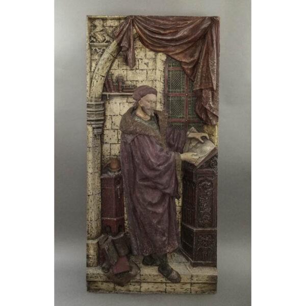 Renaissance Scientist in His Laboratory