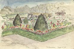 Fontainebleau (Gardens)