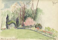 Mrs. Luquer's Garden