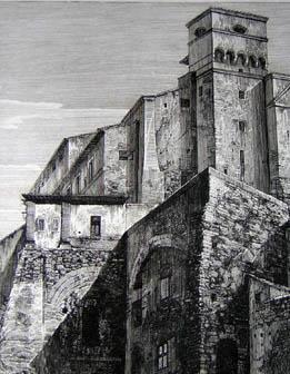 Views of Ancient Roman Architecture