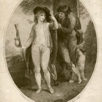 Pilgrim and Herdsman, Thomas Stothard