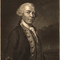 British Admiral Samuel Barrington