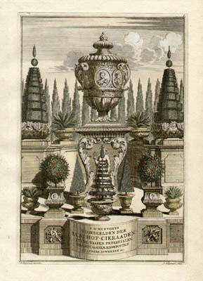 Garden and Park Ornaments and Designs, Engravings