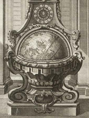 Baroque Pendulum Clocks