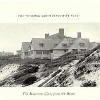 Book, Illustrated, East Hampton, Long Island History